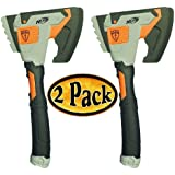 NERF N-Force Klaw Hatchet - 2 Pack