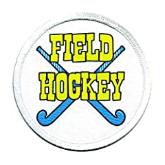 Buy Field Hockey Patch by 4WoodenShoes
