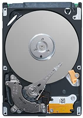 Seagate ST9250315AS 2.5 inch 250GB Hard Drive (Serial-ATA, 3Gb/s, 8Mb, 5400RPM) from Seagate