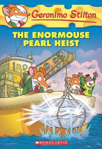The Enormouse Pearl Heist (Geronimo Stilton)