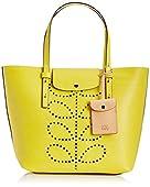 Orla Kiely Textured Leather Tillie Bag