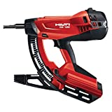 Hilti 274638 GX120 Gas Actuated Fully Automatic Fastening Nail Gun Package (Color: Black & Red, Tamaño: full size)