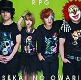 「RPG」 (アールピージー)初回限定盤A 【CD+限定ライブCD】