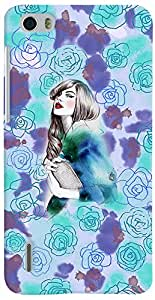 PrintVisa Girly Patterns Case Cover for Huawei Honor 6