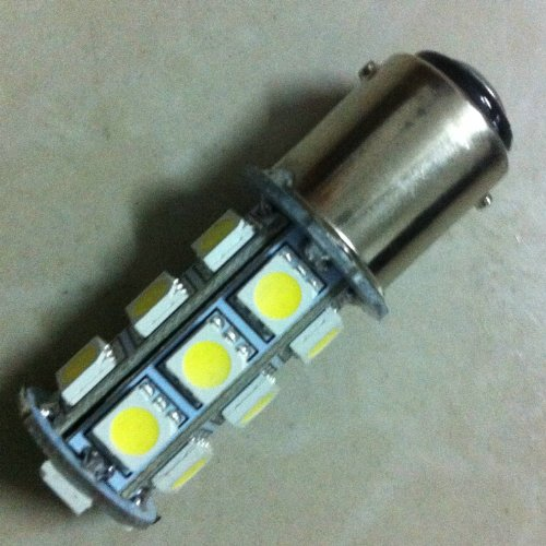 Ba15D 1142 White 18-5050Smd Led Dc12V Bulb Marine Lights, Boat Lights