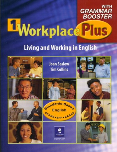 Workplace Plus 1 with Grammar Booster Audiocassettes (3) (Workplace Plus: Level 1 (Audio))