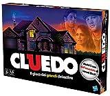 Cluedo - Juego de misterio (Hasbro 38712103) (versión en italiana)