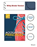 img - for Accounting Principles 12e Binder Ready Version + WileyPLUS Registration Card book / textbook / text book