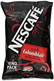 Nescafe Coffee, 100% Colombian, 8-Ounce Vend Pack