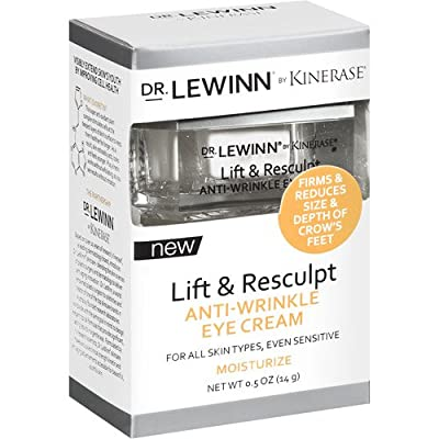 Best Cheap Deal for Dr. Lewinn by Kinerase Lift & Resculpt Anti-Wrinkle Eye Cream, .5 oz from USA - Free 2 Day Shipping Available
