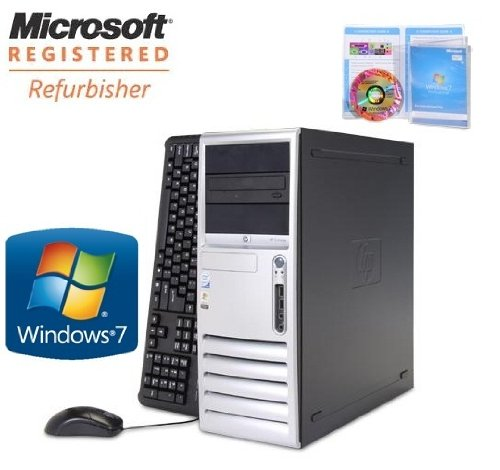 Best Buy Fast Hp Dc7600 Desktop Pc P4 3 0 Ghz 2gb 80gb Cdrw Dvd Windows 7 From A Microsoft Regisered Refurbisher Best Price Rosmasahakuu