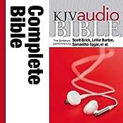 KJV Audio Bible, Pure Voice | [Zondervan]
