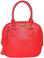 Lino Perros Women's Handbag (Red) - B01IVGJQUO