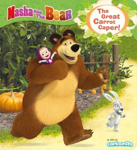 Masha And The Bear. The Great Carrot Caper (Masha & the Bear)