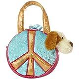 Aurora World Fancy Pals Peace Sky Plush Toy Pet Carrier