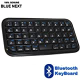 100% GENUINE ORIGINAL MINI BLUETOOTH WIRELESS KEYBOARD FOR APPLE IPAD 2 3 4 MINI WI-FI + CELLULAR