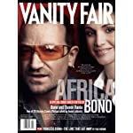 Vanity Fair July 2007 Africa Issue, Bono/Queen Rania Cover book cover