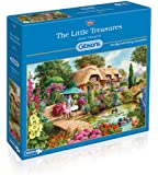 Gibsons The Little Treasures Jigsaw Puzzle (1000 Pieces)