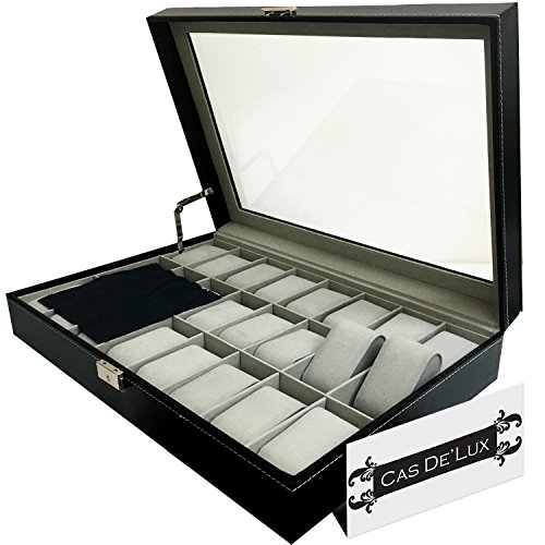 luxury-watch-box-24-velvet-pillow-slots-premium-pu-leather-display-case-with-framed-glass-lid-elegan