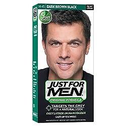 Just For Men H45 Dark Brown Hair Color 60 Ml