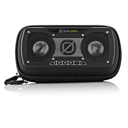 Goal Zero RockOut2 Portable Speaker - Black 充電式ポータブルスピーカー USB充電/ソーラー対応 正規代理店アスク扱い SP529 94005