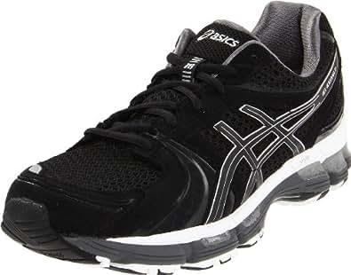 ASICS Men's GEL-Kayano 18 Running Shoe,Black/Onyx/White,15 M US