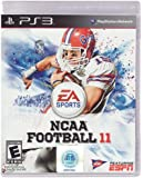 NCAA Football 11 - PlayStation 3 Standard Edition