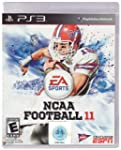 NCAA Football 11 - PlayStation 3 Stan...