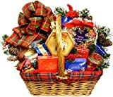 Gift Basket Village Old Fashioned Christmas Gift Basket for The Holidays, Large