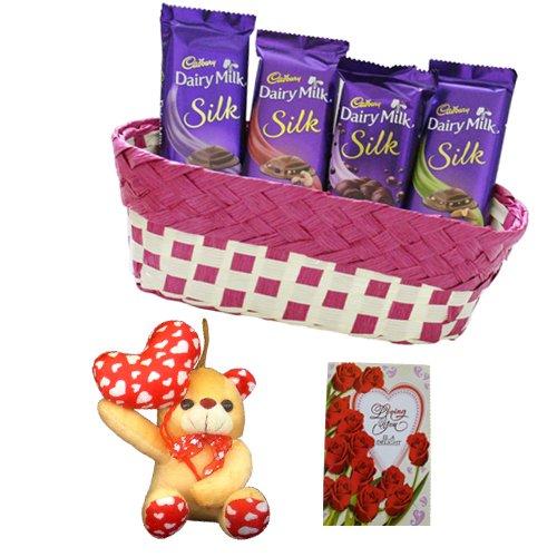 Valentine Chocolate Gift For BoyFriend