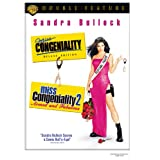 Miss Congeniality / Miss Congeniality 2: Armed and Fabulous (Double Feature) ~ Sandra Bullock