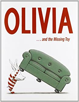 olivia and the missing toy ian falconer
