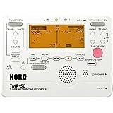 KORG チューナー/メトロノーム/レコーダー TMR-50 PW パールホワイト