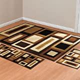 Amazon.com: Living Room - Area Rug Sets / Area Rugs & Pads ...