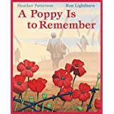 A Poppy is to Rememberby Heather Patterson