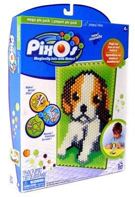 Pixos Designer Beads Mega Pix Pack Puppy