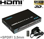Ligawo � HDMI Matrix 4x2 3D HighSpeed...