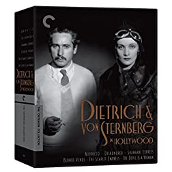 Dietrich and von Sternberg in Hollywood [Blu-ray]