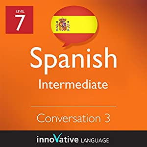 Intermediate Conversation #3 (Spanish)  Audiobook