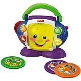 Mattel Fisher-Price P2672-0 - Lernspaß CD-Spieler