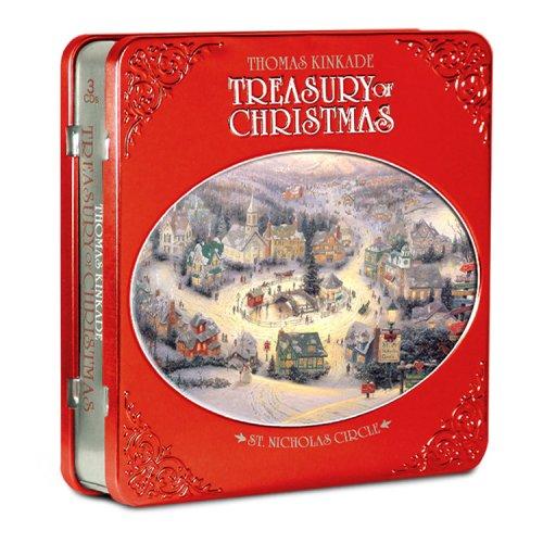 Thomas Kinkade Treasury of Christmas
