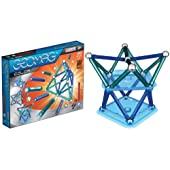 Geomag Color Magnetic Construction Set - 40 Pieces