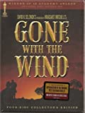 Gone with the Wind - Remastered 4-disc Collectors Edition 1939