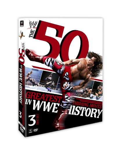 Wwe: 50 Greatest Finishing Moves in Wwe History [DVD] [Import]