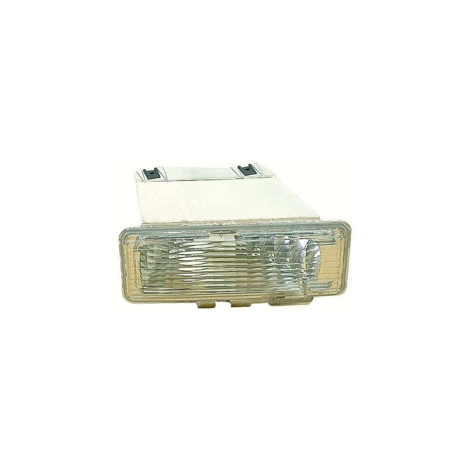 Depo 332 1618R US Chevrolet/GMC/Oldsmobile Passenger Side Replacement Parking/Signal Light Unit