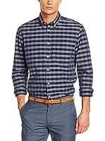 Marc O'Polo Camisa Hombre (Azul)