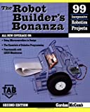 Robot Builder's Bonanza (Tab Electronics) (0071362967) by Gordon McComb