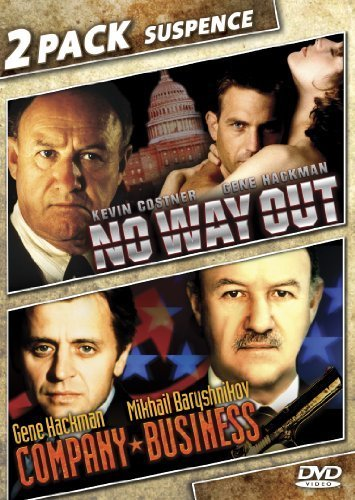 No Way Out / Company Business by The Garr Group (Company Business Dvd compare prices)