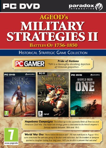 Ageods Military Strategies II (PC DVD) [CD-ROM] [Windows Vista | Windows 7] [UK IMPORT, PC