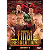 TNA Wrestling: Final Resolution 2008 ~ Various